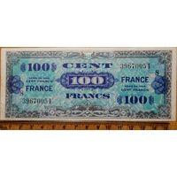 100 центов франция 1944г. P118