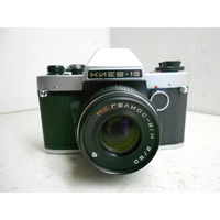 Фотоаппарат Киев-19 с объективом МС Гелиос-81Н байонет Никон Nikon