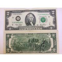 2 доллара США 2003 года I 10796818 B