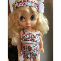Комплект одежды для куклы Дисней И не только трусы майка повязка на голову