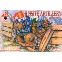 Гуситы, артиллерия XV век . RedBox 1/72