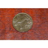 Тринидад и Тобаго 1 цент 2003