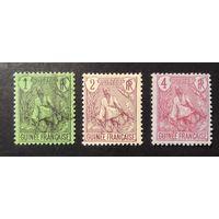 Франция.  колонии Франции.Французская Гвинея 1904 \249\