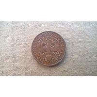 Польша 2 гроша 1937г. (D-4)
