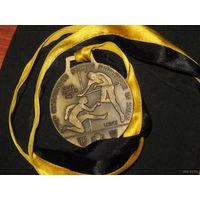 Медаль.Чемпионат Европы по Легкой Атлетике.1987г.