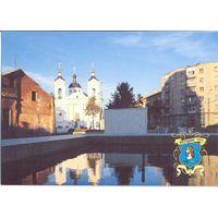 Витебск герб Свято-Покровский кафедральный собор