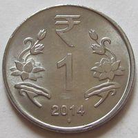 1 рупия 2014 Индия