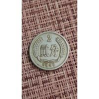 Китай 2 1956 г