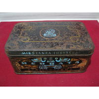 Старинная коробочка из под Чая