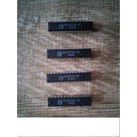 Память для древних компов Winbond - 32K X 8 High Speed CMOS Static RAM: W24257AK-15 (цена за комплект из 4шт), использовались в платах AT-386DX, AT-486.