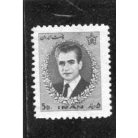 Иран. Стандарт. Мохаммед Реза  Пехлеви, шах Ирана