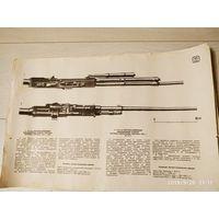 Плакат из серии Советское оружие и вооружение.