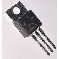 LM317T ((цена за 10 шт)) Стабилизатор напряжения регулируемый. Motorola. LM317. Аналог КР142ЕН12 КР142ЕН12А КР142 КР142ЕН