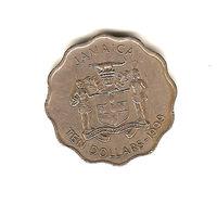 10 долларов 1999 г.