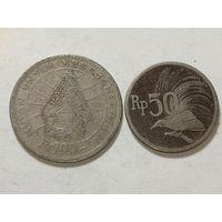 Монеты Индонезия