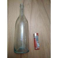 Бутылка начала 20го века. Пмв