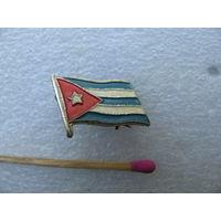 Знак. Флаг Кубы (тяжёлый)