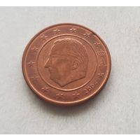 2 евроцента 2004 Бельгия