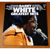 "Barry White ""Greatest Hits"" (Vinyl)"