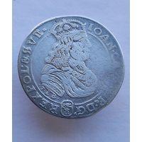 Орт 1668 Ян ll Казимир