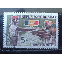 Мали 1966 Ихние пионеры