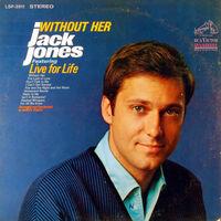 LP Jack Jones - Without Her