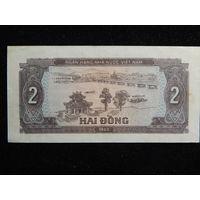 Вьетнам 2 донга 1980г