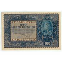 Польша, 100 марок польских 1919 год