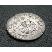 Полторак 1619, Сигизмунд III Ваза, Вильно. Коллекционное состояние, редкая монета, R6!