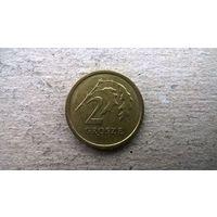 Польша 2 гроша, 2014г.