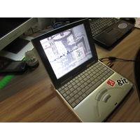Раритетный ноутбук Casio MPC-205E