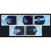 1987 Лаос. 30 лет со дня запуска первого искусственного спутника Земли