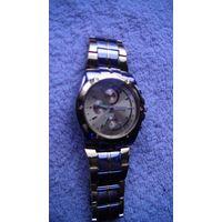 """Часы наручные кварцевые, мужские. бизнес стиль """"Rоzra """" браслет нержавеющая сталь. #5 распродажа"""