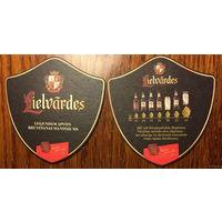 Подставка под пиво Lielvardes /Латвия/ No 3