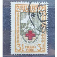 Эстония  1921 Estonia.\425\  Mi29 гаш 9Mi