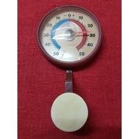 Термометр наружной установки, уличный СССР.