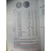 """Германия. 10 пфеннигов 1916 А. Найден описанный разновид в """"магните"""" до 180 евро!  2-82"""