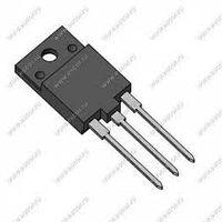 Транзистор полевой STP14NK50ZFP  14А, 500В
