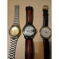 Часы Seiko5, Curren, Luch