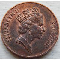 Фиджи 2 цента