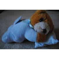 Игрушка плюшевый медведь бу