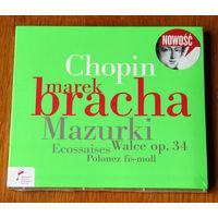 Chopin. Mazurki / Walce op. 34 / Ecossaises - Marek Bracha (Audio CD - 2013)