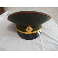 Фуражка офицера ВС РБ  57 р