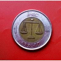 84-16 Эфиопия, 1 быр 2010 г.