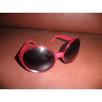 Ретро очки солнцезащитные.СССР 60-е года.