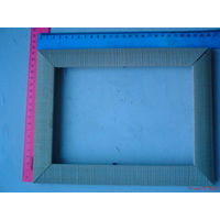 Рамка для фотографии пластмассовая