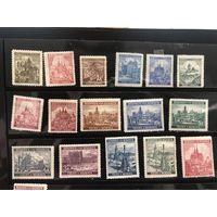 Лот марок Богемии и Моравии.  Все на фото!  С 1 руб!