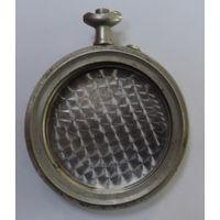 """Корпус на карманные часы """"DOXA"""" до 1917г. Швейцария. Диаметр 6.8 см. Диаметр механизма 5 см."""