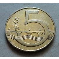 5 крон, Чехия 1993 г.