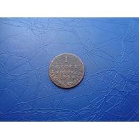 1 грош 1824          (1980)